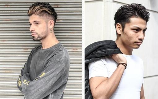 ツーブロック[オールバック]ヘア|外国人風と後ろ髪と薄毛ヘアでは!&ツーブロック[オールバック]髪型厳選【15選】