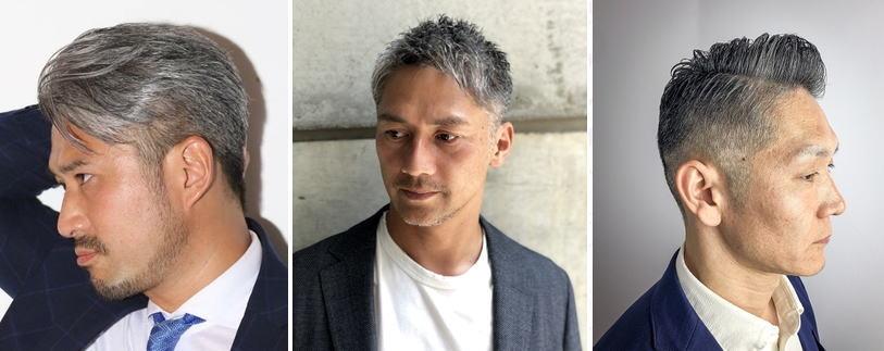 50代[男性]の薄毛髪型厳選【15選】薄毛に似合うヘアスタイルがコレ!