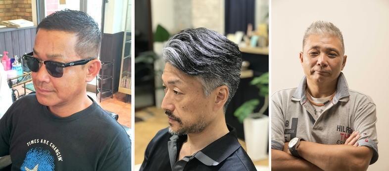 50代男性の髪型|丸顔におすすめメンズ髪型厳選【15選】がコレ!