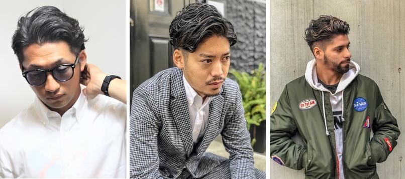 50代[髪型]メンズ[ミディアム]ヘアスタイル厳選【15選】がコレ!