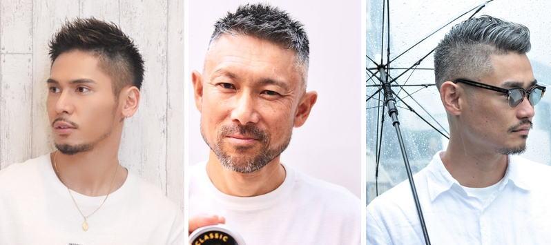 50代[男性]の髪型には短髪が似合う!おすすめメンズヘア厳選【15選】がコレ!