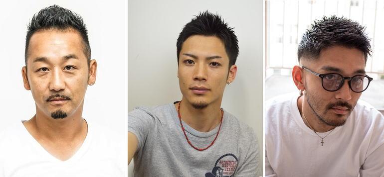 50代[髪型]メンズ【ソフトモヒカン】厳選【15選】がコレ!