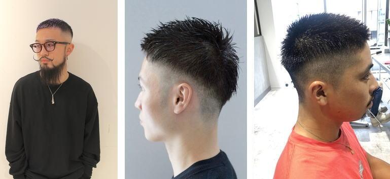 おしゃれ坊主は[くせ毛]に悩むメンズに超おススメの髪型です!&おしゃれ坊主[くせ毛]メンズ髪型厳選【15選】
