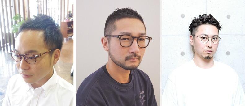 おしゃれ坊主に似合うメガネの選び方!丸顔/面長/四角顔とフレームで選ぶ!&おしゃれ坊主[メガネ]メンズ髪型厳選【15選】