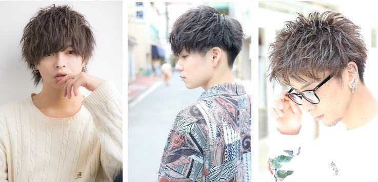 2ブロック[マッシュ]かっこいい3つのアレンジヘアがコレ!&2ブロック[マッシュ]メンズ髪型厳選【15選】