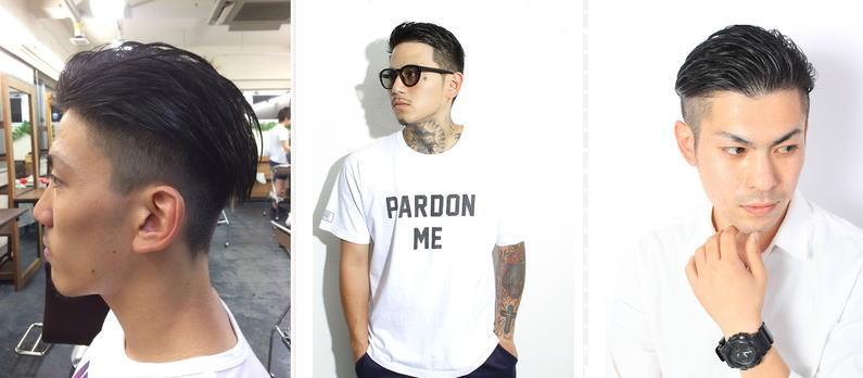 2ブロック[オールバック]パーマ・ビジネス・カラーでいろんな男を演出!&2ブロック[オールバック]メンズ髪型厳選【15選】
