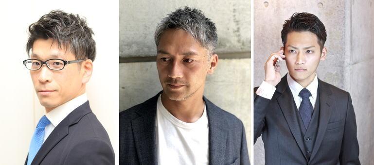 50代[メンズ]スパイラルパーマのヘアスタイル理論!&スパイラルパーマ[50代]メンズ髪型厳選【15選】