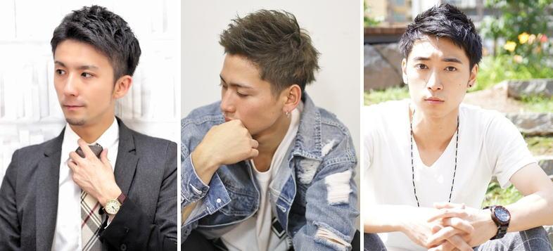 頭頂部[薄毛]髪型【男性ヘアスタイル編】&頭頂部[薄毛]メンズ髪型画像厳選【15選】