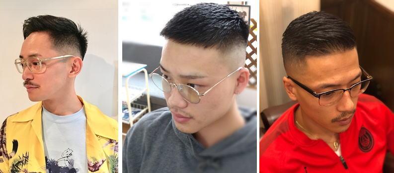 スキンフェード[メガネ]に似合う髪型にする!&スキンフェード[メガネ]メンズ髪型厳選【15選】