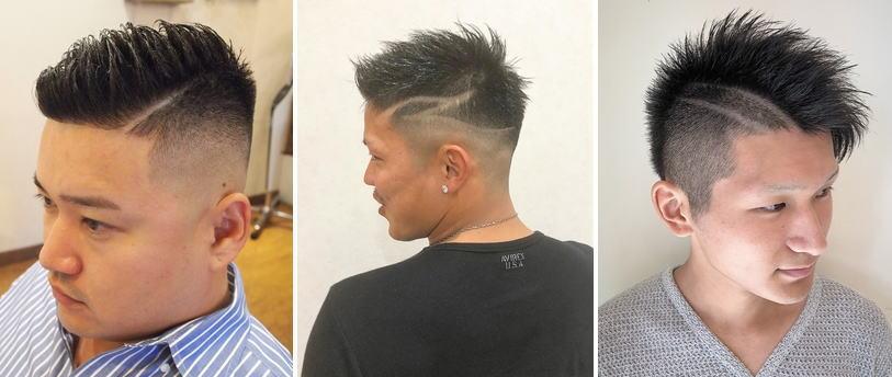 スキンフェード[剃り込み]がカッコイイ髪型とは!&スキンフェード[剃り込み]メンズ髪型厳選【15選】