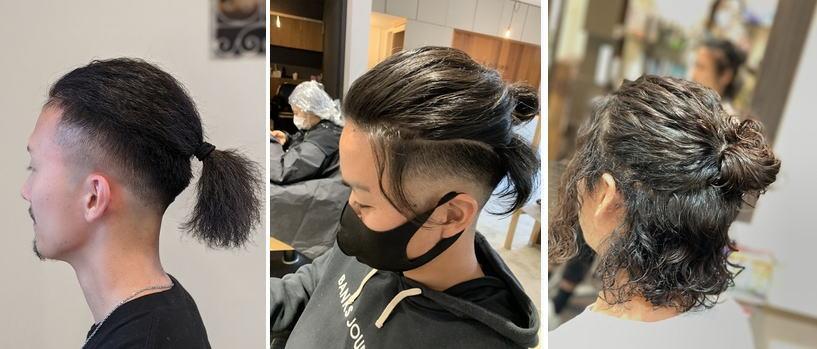 いかつい髪型で[ロングヘア]が合うヘアスタイルと言えばコレ!&いかつい髪型[ロング]メンズマンバンヘア厳選【15選】