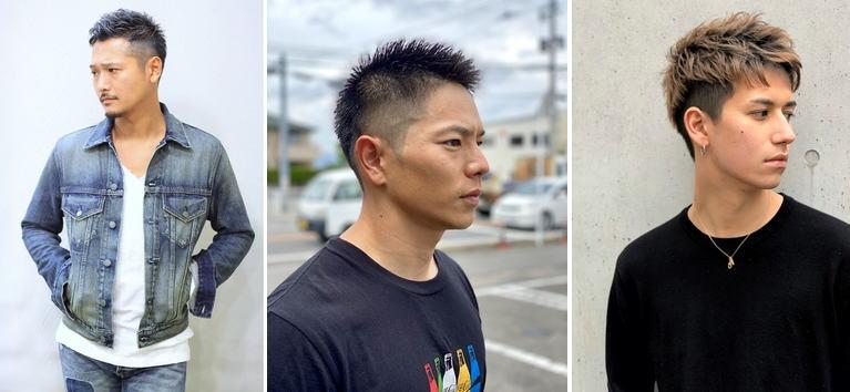 ソフトモヒカンの「いかつい髪型」では!顔型とシルエットのバランスが大切!&いかつい髪型[ソフトモヒカン]メンズヘア厳選【15選】