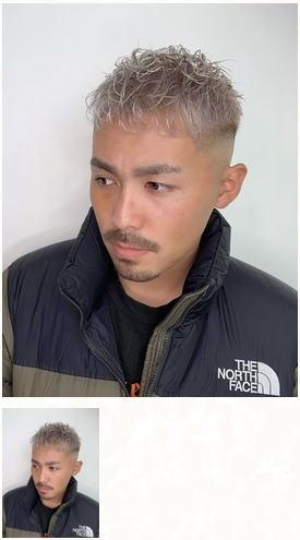 スキンフェード/フェードカット