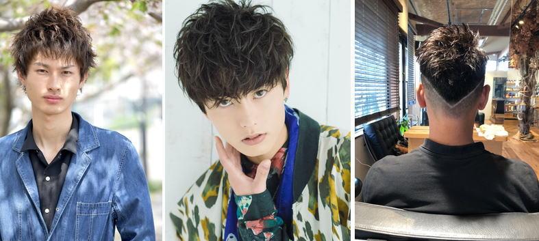 V字[髪型]メンズヘア厳選【15選】V字バンクと後ろV字のメンズ髪型が人気!
