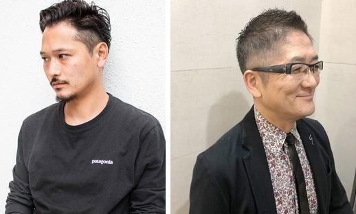 40代[薄毛]髪型[男性]編|ボウズ(坊主)ヘアやベリーショートにシフト!&40代[薄毛]メンズ髪型厳選【15選】