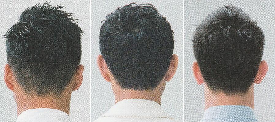 メンズ髪型【ボウズ】軟毛ベリーショートは顔立ちがシャープ!