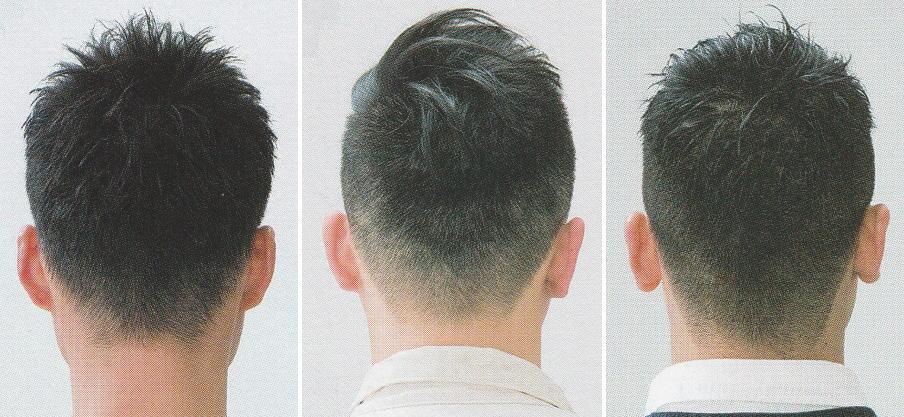 メンズ髪型【刈り上げミックス】ベリーショートはメンズヘアの定番!