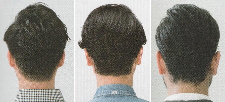 ショート軟毛【かき上げ前髪】の髪型はスーツと相性がいい!