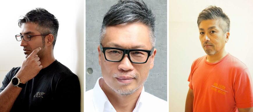 40代[ツーブロック]白髪|40代の髪型[メンズ]ツーブロック厳選【17選】