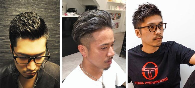 震災刈り【長め&長め風】メンズヘア【20選】|又吉さんは究極の刈り上げロング