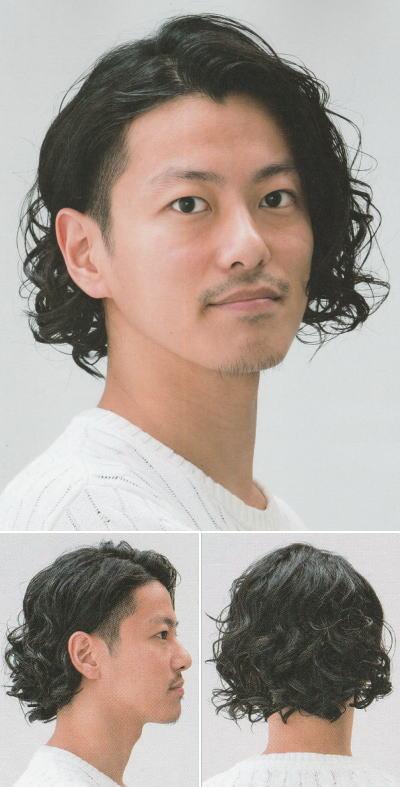 「大胆な刈り上げで魅せる耳かけヘア」ヘアスタイル