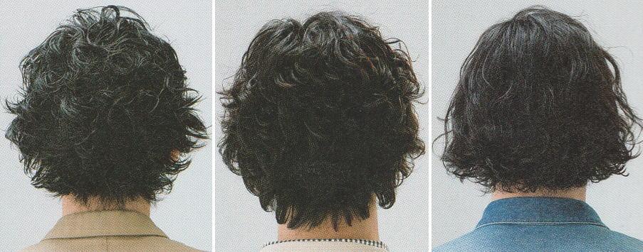 ミディアム軟毛【リッジウェーブ】の髪型でおシャレな雰囲気に!