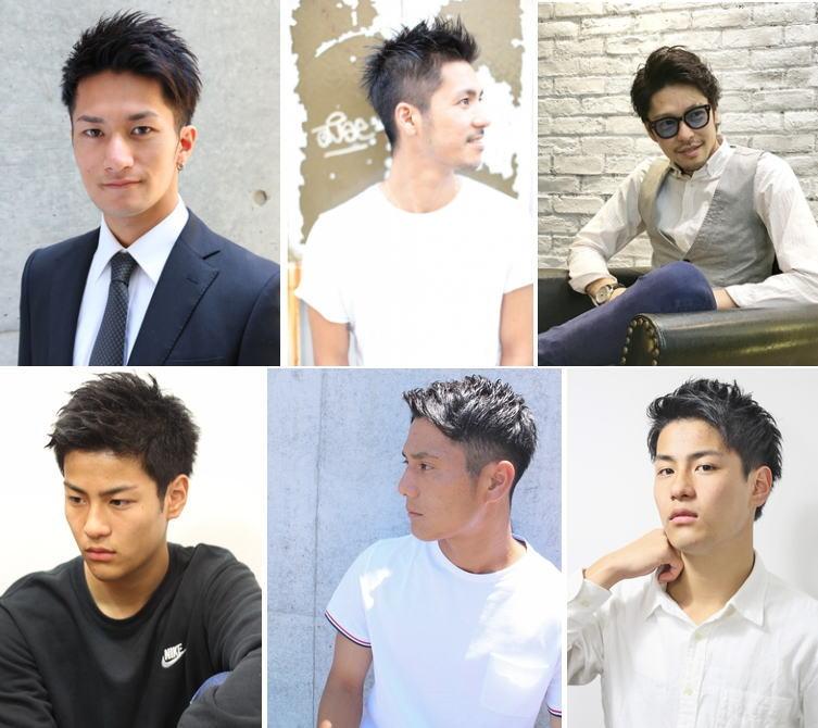 ピンパーマ【メンズ】セット画像写真厳選【20選】