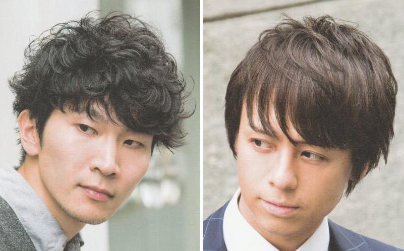 M字&生え際カバーのメンズ髪型ヘアスタイル提案【6選】