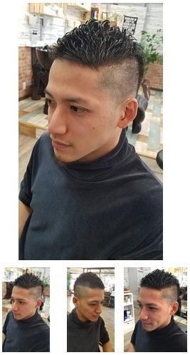 毛流れパーマ/クラフトマンスタイル