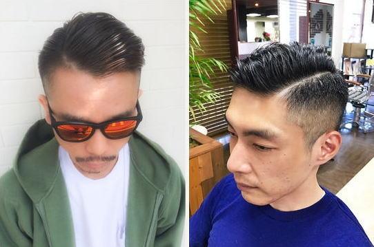 M字はげ[髪型]の男に似合うヘアスタイルの3つのポイント