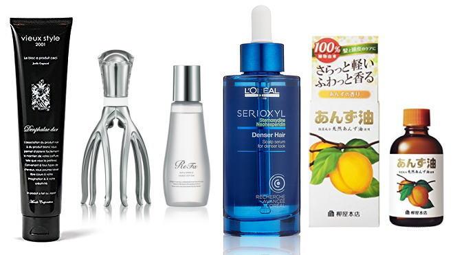 美容師のプロ達が薦める本当にいいヘア関連アイテム【10選】