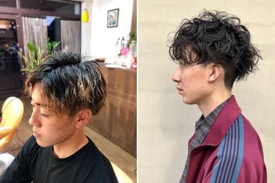 髪が[柔らかい]そして[細い]髪型の男性に似合うヘアスタイル厳選【15選】