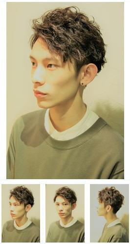 スタイリング楽チン男気七三stylist