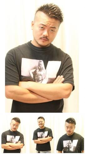 渋谷系おしゃれボウズEIKIスタイル