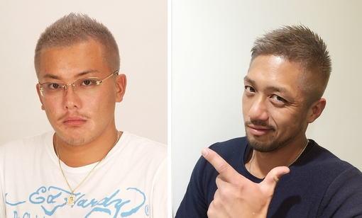 M字はげ[髪型]論 M字ハゲなら「ソフトモヒカン」の髪型が似合う厳選【15選】