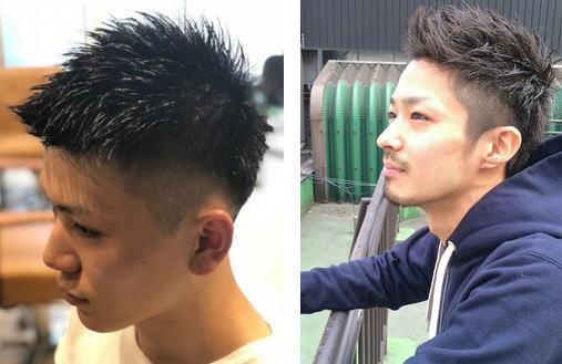 M字ハゲ[髪型]論|M字はげの髪型でツーブロックvsソフトモヒカンでは!