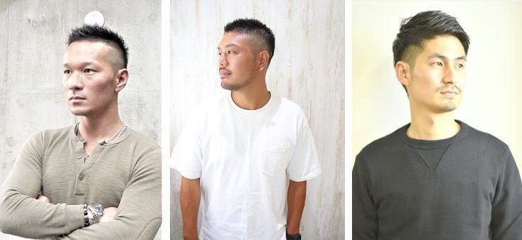M字はげ[髪型]論|40代だから似合ってくるヘアスタイル厳選【15】がコレ!