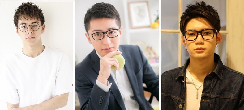 七三分け[メガネ]の髪型が似合う芸人さんと俳優さん&3つのアレンジ法&七三分け[メガネ]メンズ髪型厳選【15選】