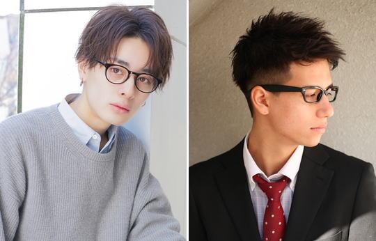 ソフトモヒカンにメガネ&伊達メガネを合わせた3つの考え方は!&ソフトモヒカン[メガネ]男子髪型厳選【15選】