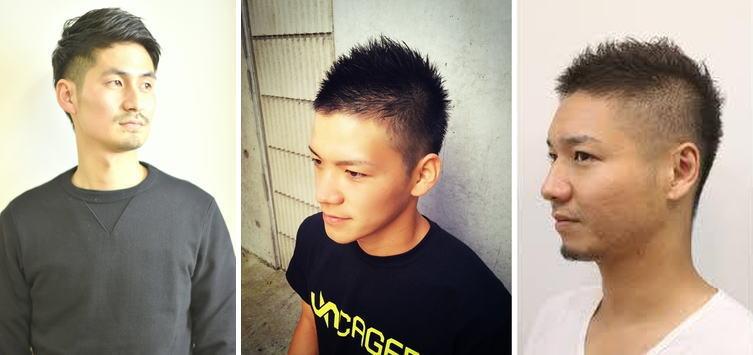 ソフトモヒカンで薄毛を隠すなら!頭頂部&側頭部&ワックス編!&ソフトモヒカン[薄毛]ヘア髪型厳選【15選】