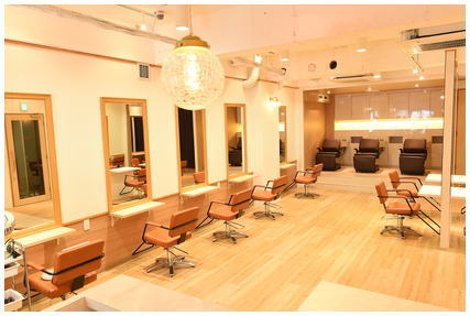 AROMA hair room 新宿店【アロマヘアー ルーム】[東京都新宿区西新宿]