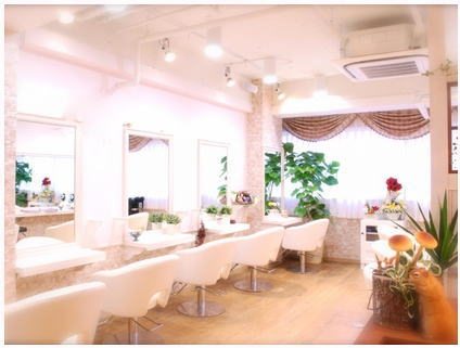 miel hair 新宿店【ミエルヘアー】[東京都新宿区西新宿]
