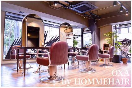 OXA by HOMME HAIR【オキサバイオムヘアー】[東京都千代田区西神田]