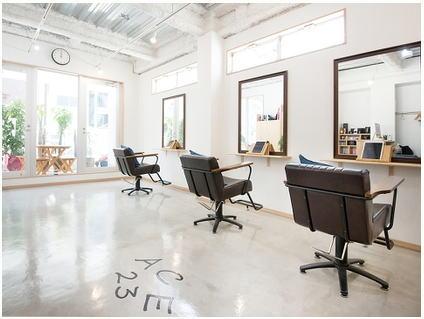 ACE23 hair salon【エースヘアサロン】