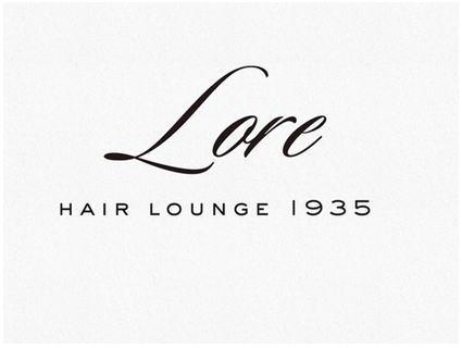 Lore hair lounge 1935【ロアヘアーラウンジ1935】
