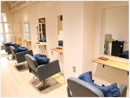 Hair Resort LUANA `elua 菊川【ヘアリゾートルアーナエルア】