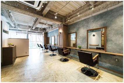 tocca hair &treatment 赤羽店【トッカ ヘアアンドトリートメント】[東京都北区赤羽]