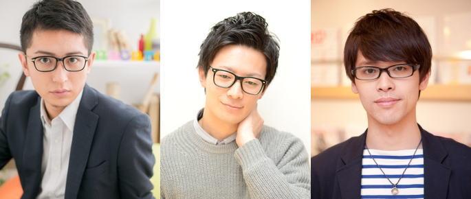 30代メンズ髪型[メガネ]編【25選】眼鏡の形と顔の形の関係は?