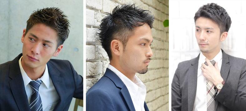40代ビジネス髪型メンズ軟毛[ベリーショート]爽やかで好感度UP!